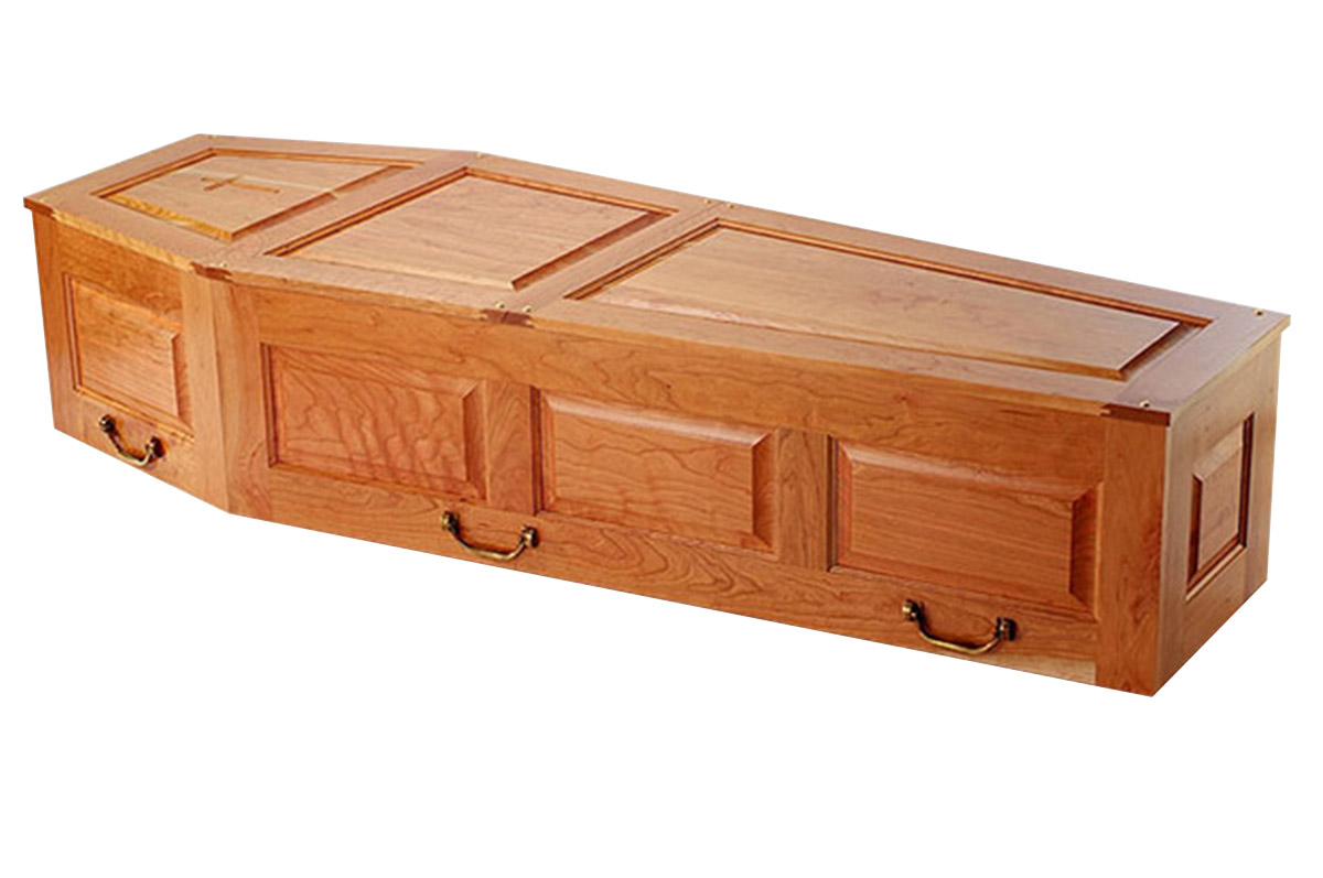 Premium Shaped Trappist Caskets New Mellerey Abbey